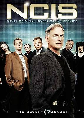 NCIS: The Seventh Season (DVD, 2010, 6-Disc Set) New sealed