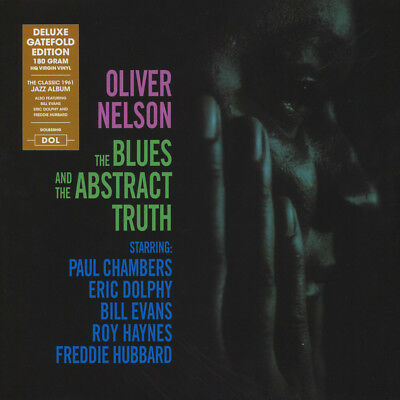 Oliver Nelson - The Blues And The Abstract Tru (Vinyl LP - 2017 - EU - Original)