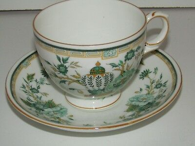 Crown Staffordshire china England KOWLOON tea cup and saucer (A)