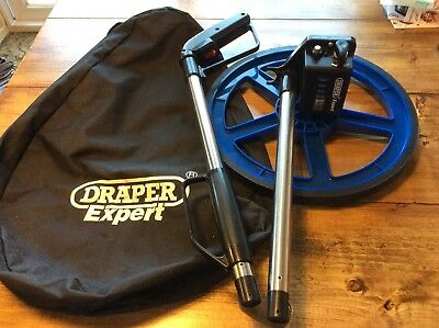 Draper Expert Distance Measuring Wheel