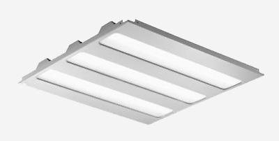 LED White Panel Light DIMMABLE DAYLIGHT HARVESTING - Ceiling Suspended 595x595