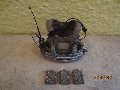 Easy Simple 1/6  MBAV with Detachable Chest Rig  Konvolut Mint Out of the box