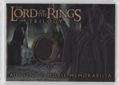 2004 Topps Chrome Lord of the Rings Trilogy #TWKR The Witch-King's Robe Card s2w