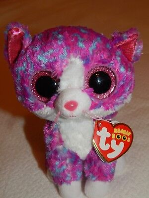 Ty Beanie Boos ~Charlotte the Cat~ 6