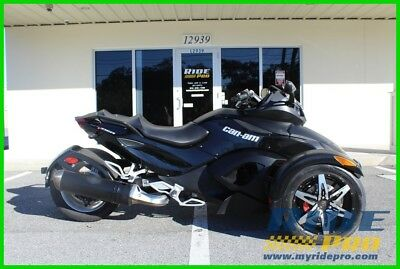 2008 Can-Am Spyder GS Roadster SM5 2008 Can-Am Spyder GS Roadster SM5 One Owner 3 Wheeler Trike