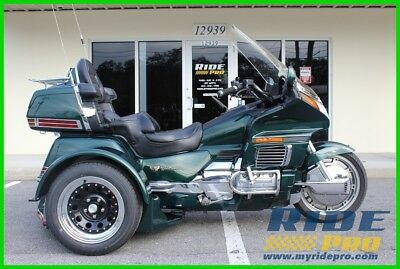 1997 Honda Gold Wing  1997 Honda Gold Wing Goldwing Trike Kit Gl1500 Aspencade Cheap Low Miles Loaded
