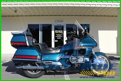 1994 Honda Gold Wing  1994 Honda Gold Wing GL1500 GOLDWING SE LOADED