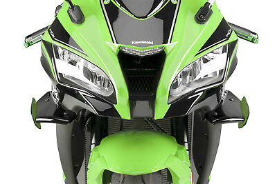 Side Spoiler Downforce Puig Kawasaki Zx-10R Se 18' Black