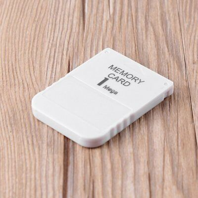 PS1 Memory Card 1 Mega Memory Card For Playstation 1 One PS1 PSX Game Use~ES