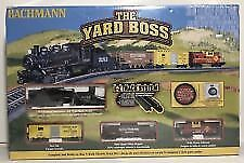 Bachmann The Yard Boss N Scale Electric Train Set 24014 NEW IN BOX
