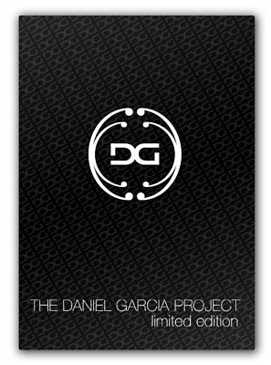 Magic Tricks Daniel Garcia - Project (4 dvd)