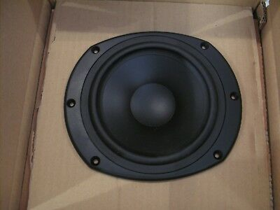 """Tannoy 7900 0450 NEW Replacement 6"""" LF Woofer for Reveal Studio Monitor Speaker"""