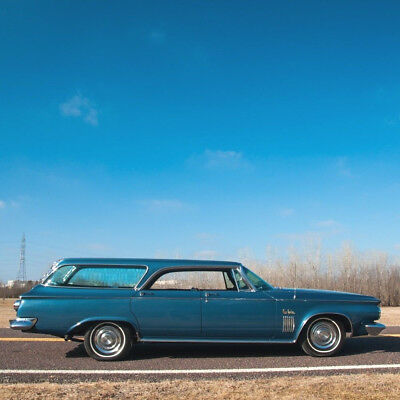 1963 Other Makes New Yorker Town & Country Hardtop Wagon 1963 Chrysler New Yorker Town & Country Hardtop Wagon
