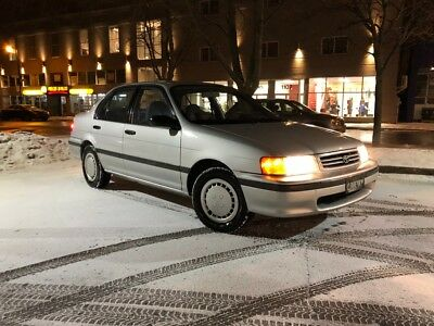 1992 Toyota Tercel LE Toyota Tercel LE 1992 with only 16,000 km on it. RARE!