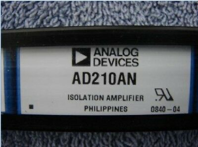 NEW! Analog Devices AD210AN Precision Isolation Amplifier 120 kHz Bandwidth IC
