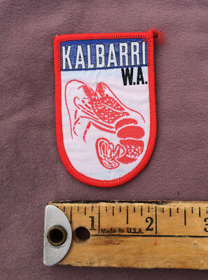 Kalbarri Washington Souvenir Patch New