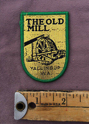 The Old Mill Yallingup Washington Patch