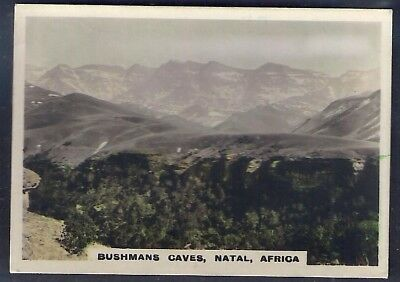Bucktrout-Around The World Places Of Interest-#026- Bushmans Caves - Africa