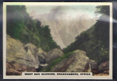 Bucktrout-Around The World Places Of Interest-#147- Mont Aux Sources - Africa