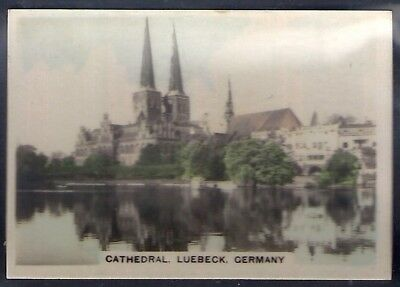 Bucktrout-Around The World Places Of Interest-#253- Cathedral - Luebeck Germany