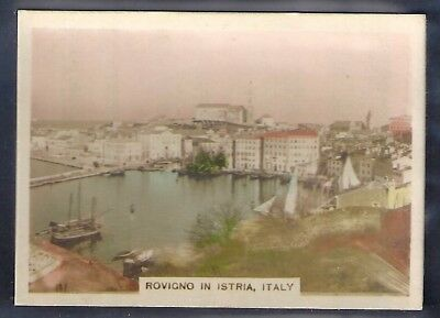 Bucktrout-Around The World Places Of Interest-#268- Rovigno In Istria - Italy