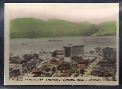 Bucktrout-Around The World Places Of Interest-#270- Vancouver Bunard - Canada