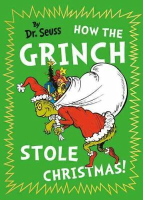 How the Grinch Stole Christmas! Pocket Edition by Dr. Seuss 9780008183493