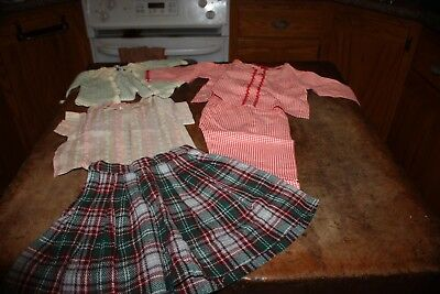 Vintage Antique Baby & Doll Clothing Large Lot Estate Collectibles