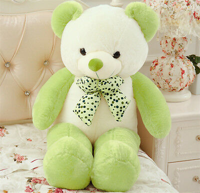 100cm Large Giant Huge Stuffed Animal Teddy Bear Plush doll Toy Valentine's Gift