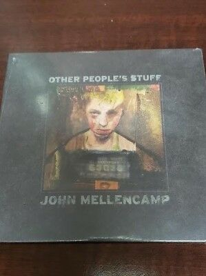 John Mellencamp - Other People's Stuff - Brand New Factory Sealed CD
