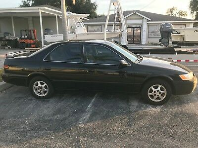 1997 Toyota Camry  1997 Toyota Camry LE
