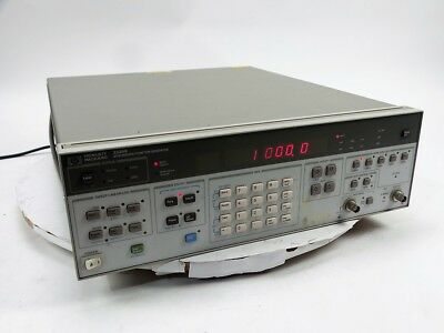 HP 3325B DC - 21MHz (Sine) Synthesizer Function Generator