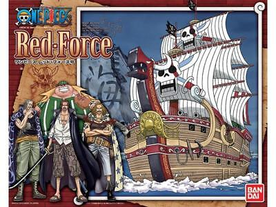 Bandai une Seule Pièce Kit - Grand Navire Collection - Rouge Force -
