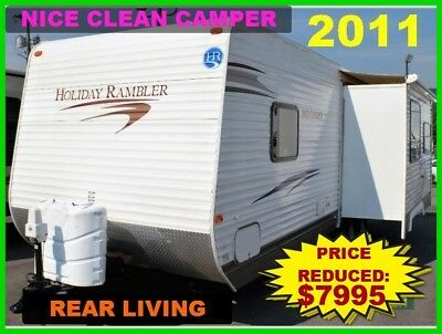 2011 Holiday Rambler Mintaro 28PBS Used
