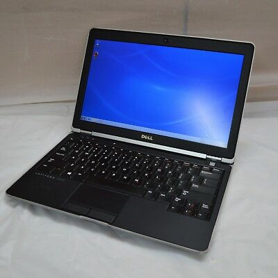 "Dell Latitude E6230 12.5"" Intel Core i5-3340M @2.70Ghz 4GB Memory No HDD, Win 10"