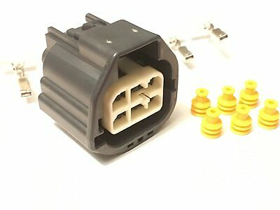 GENUINE OEM NEW replacement Connector, terminals & seals for Motorcraft WPT1114