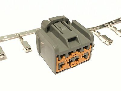 GENUINE OEM NEW replacement Connector & terminals Motorcraft WPT1043 WPT-1043