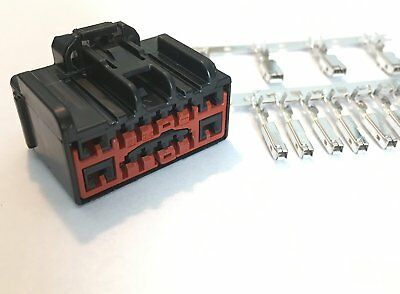 GENUINE OEM NEW replacement Connector/terminals for Motorcraft WPT-1140 WPT1140