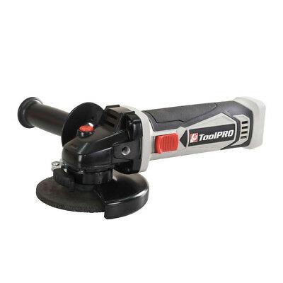 ToolPRO Worx Cordless Angle Grinder 18 V 115mm Skin only