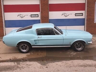 1967 Ford Mustang 1967 Mustang Fastback A Code 289 P/S A/C Restored 1967 Mustang Fastback A Code 289 P/S A/C Never Any Rust! Excellent Restored