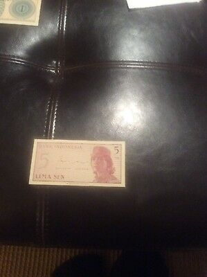 Banknote Indonesia #2