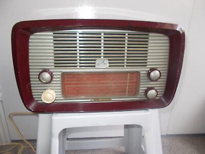 Vintage Radio Hmv Little Nipper