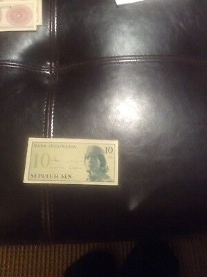 Banknote Indonesia #3