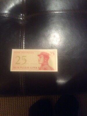 Banknote Indonesia #4
