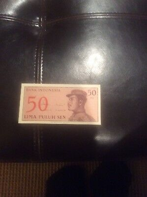 Banknote Indonesia #5