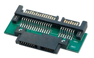 Lindy Slim-SATA an SATA Adapter für Slim-SATA Devices 33503