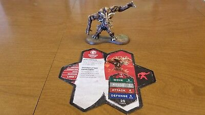 Dumutef Guard - Heroscape Hero & Card - Road to the Forgotten Forest - 1/1