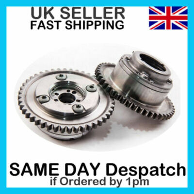 Pair 2Pcs Camshaft Adjuster For Mercedes Clk-Class W204 W203 W209 C180 Clk C250