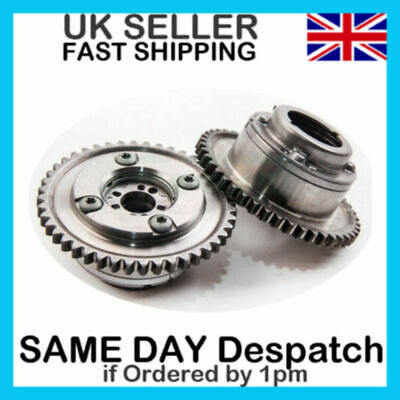 Pair Camshaft Exhaust Adjuster Actuator For Mercedes W204 C250 Slk 2710503347