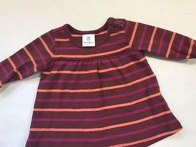 Pre-Owned Infant Girls Hanna Andersson  Top Size 50